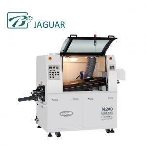 China Jaguar Small Dual wave soldering machine on sale