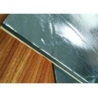Best Adhesive Backed Thermal Insulation Mat Acoustic Material 7mm X 1000mm X 1250mm wholesale