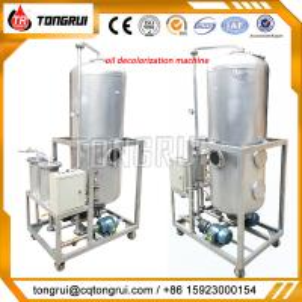 Cheap Used Transformer Oil Decolorization Regenerate Machine by adding Silica Gel for sale
