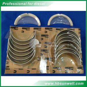 China NT855 3801260 3037046 Diesel Engine Bearings / Engine Crankshaft Main Bearing Set on sale