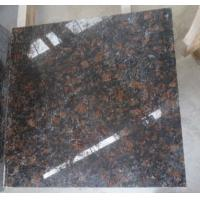 China Chinese factory hot sale construction material granite slab of Tan brown on sale