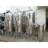GMP FDA Standard Reverse Osmosis Treatment Plant For Pharmaceutical Industry