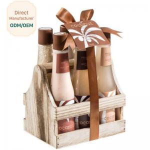 Best Organic Spa Gift Set Fruit Ingredient Soothing Feature 250ML PET Bottle wholesale
