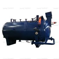 Best Industry Use Horizontal Pressure Leaf Filter Crude Oil / Lubrication Oil Filter Press wholesale