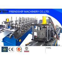 China Cold Rolled Steel Cable Tray Forming Machine 12 m/min For 1 mm on sale