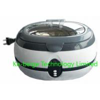 China Commercial Benchtop Household Ultrasonic Cleaner For Glass Lens / Jewelry Rings on sale