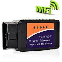 Best Vgate ELM 327 WIFI OBDII Scanner V 1.5  Auto OBD2 Diagnostic Tool For Windows XP, 7/8, for IOS, for Android, Symbian wholesale