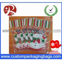 China Degradable Party Treat Bags Plastic Customized With Photo For Snack wholesale