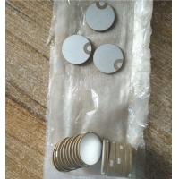 Buy cheap Customized Piezo Ceramic Element Piezoelectric Ceramic Material from wholesalers