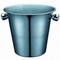 Best Stainless Steel Ice Bucket with 2800ml Capacity wholesale