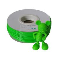 Best  HIPS Plastic Filament 3mm Green , Rapid Prototyping 3D printer Consumables wholesale