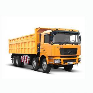 China Shacman F2000 Tipper 8X4 Dump Truck F3000 31-40 Tons Weichai Engine on sale