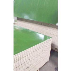 Best High Bending Strength Plastic Laminated Plywood Sheet Environmental Friendly wholesale