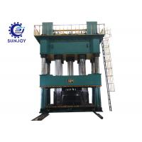 Best High Precision Automatic Hydraulic Press Machine Low Noise Touch Screen PLC Control wholesale