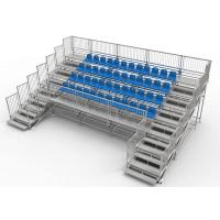 Best Rustless Temporary Spectator Grandstands Assembly Scaffolding For Outdoor Events wholesale