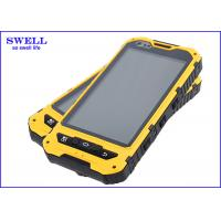 Quad Core Bluetooth Rugged Waterproof Smartphone 4.0 Inch Panel