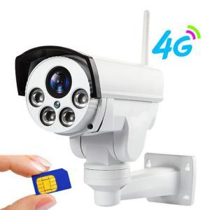 Best Smart PTZ 4G Camera P2P Wifi Wireless Wifi Smart IP Camera Outdoor CCTV PTZ Camera wholesale