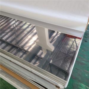Best 321 303 316l Stainless Steel Sheet Metal 5mm 16 Gauge Stainless Steel Sheet 4x8 wholesale