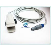 China MD300A Pulse Oximeter Neonatal Probe Redel 6 Pin Connector TPU Cable on sale