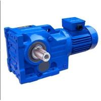 Best HK Series Bevel Helical Speed Reducer Transmission With Electric Motor wholesale