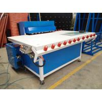 Cheap Single Side Heated Roller Press Table with Air Float&Tilting,Heat Roller Press for sale