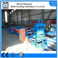 Best PLC Control CZ Purlin Roll Forming Machine 1000mm Raw Material Width wholesale