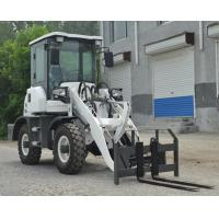 Best China Best Prices 800kg 1000kg Small Size  CE Type Wheel Loader For Sale wholesale