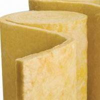 Glass wool blanket, easy to handle and install