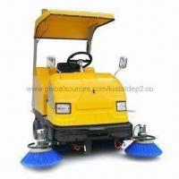 Best Sweeper with 36V Power Supply, 135L Dustbin Capacity and 0 to 7kph Maximum Working Speed  wholesale