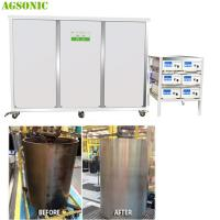 Best Large Industrial Ultrasonic Cleaner For Oil And Gas Diesel Tank wholesale