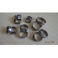 Best Single ear stainless steel tube clamp,Customized stainless steel hose clamps, made in China professional manufacturer wholesale