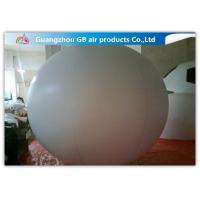 Best Colorful Inflatable Advertising Balloon / Flying Saucer Helium Balloon wholesale