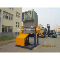 Waste PET Bottles / Drink Plastic Bottle Crusher Machine With CE Certificate