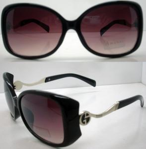 Best Hard Fashionable Plastic Frame Sunglasses To Protect Eyes wholesale