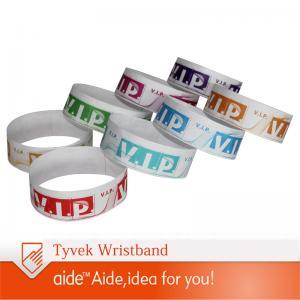 Best Custom Tyvek entertainment bracelet-TVK250 wholesale