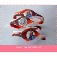 China silicone wristbands/cheap silicone bracelet/customized power balance bracelet on sale