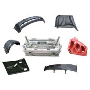 Best High Durability Plastic Parts Automotive Colorful Customized Design Multiple Color wholesale