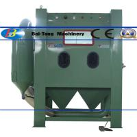 Best Easy Operated Industrial Sandblast Cabinet With Cyclone Separator 1212AMG wholesale