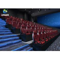 Cheap Large Arc Screen 5D Movie Theater For Big Commercial Scenic Spot With 104 5D for sale