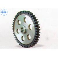 Best 20º Pressure Angle Forging Ring Pinion Gear / Wheel With 8 - 320z Teeth wholesale