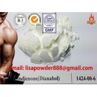 Quality Anabolic Steroids Methandienone Powder / Injectable Oral Danabol Hormone for sale