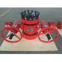 China 5 1/2 X 2000 Psi Wellhead Christmas Tree Components / Tubing Head Assembly on sale