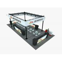 China Multi Color Banner Printing Machine Roll To Roll Inkjet Printer High Thermal Efficiency on sale