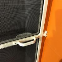 China Reliable Anti Mosquito Door , Interior Retractable Screen Door With REACH SVHC189 on sale