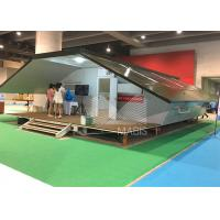 Best Light Steel Structure Folding Container House Good Moistureproof Ability wholesale