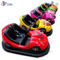 Best Sibo Kids Amusement Rides Bump Cars With Family Game On The Playground wholesale