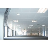 Cheap Perforated Aluminum Ceiling Panels 600x600mm Lay-on Metal False Ceiling for sale