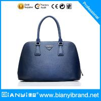 Best Beautiful leather tote hand bags for lady wholesale