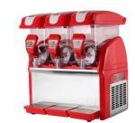 Best Professional Commercial 3 Flavor Frozen Slush Machine 220v 360 Degree Wrap Around CE wholesale
