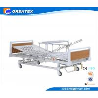 Cheap Hospital Furniture Medical Manual Hospital Bed Rent For Home With Dinning table for sale